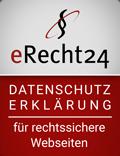 Datenschutzerklärung für rechtssichere Websites